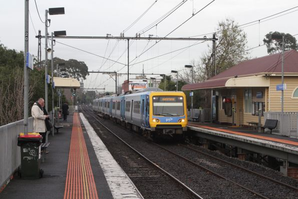 Metro Trains Melbourne - Clifton Hill group