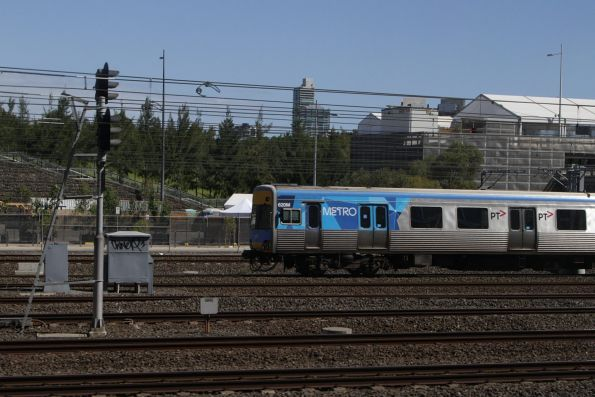 Alstom Comeng 620M on the down at Richmond Junction