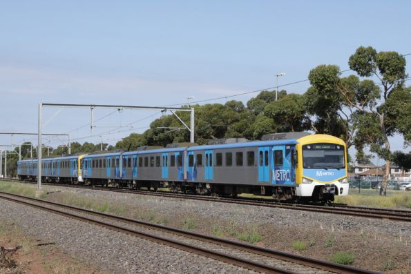 Siemens 832M on the down at Laverton
