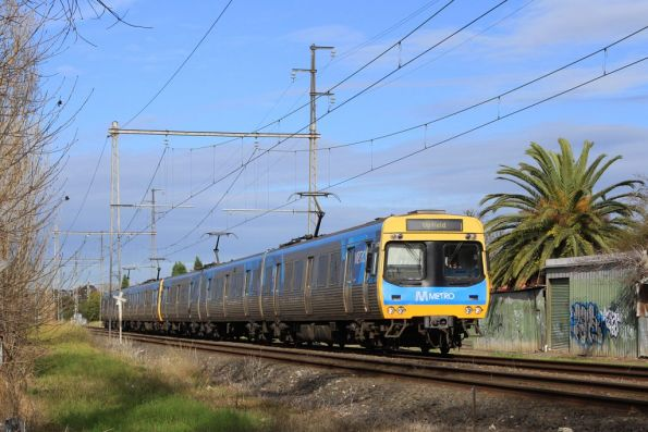 EDI Comeng 441M on the down at Coburg