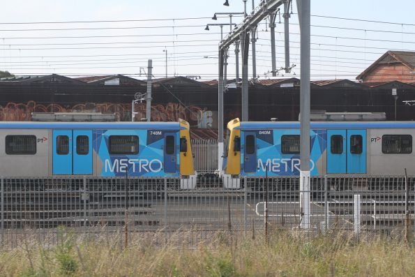 Siemens 748M and 840M at Newport