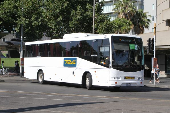 Metro Tunnel rail replacement buses - Caulfield group