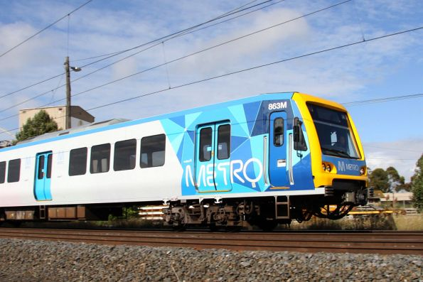 Metro Trains Melbourne launch