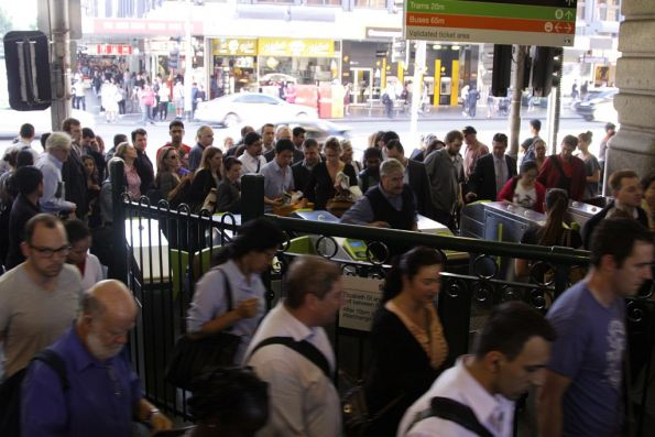 Myki failures and breakdowns