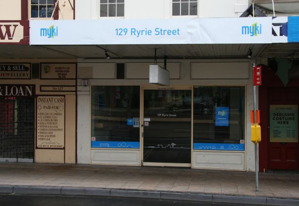 The myki store in Geelong used to be a payday lender