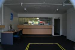 Inside the Geelong myki store