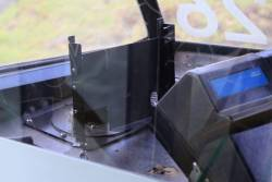 No Tram Driver Console here: just a mounting bracket