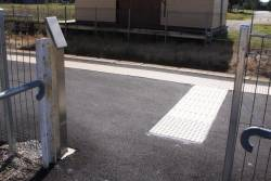 Single FPD stand still to be commissioned at Rosedale station