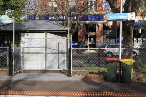 Additional station exit at Kensington still closed