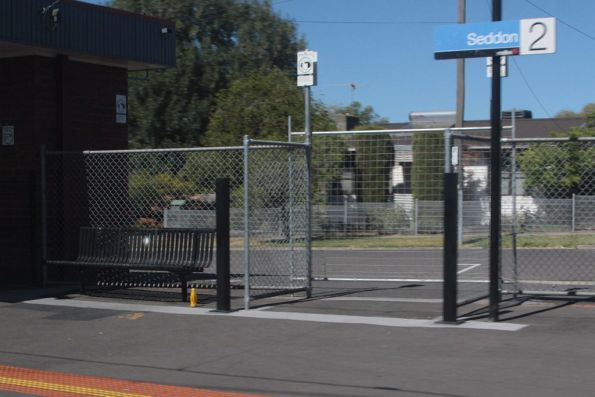 Additional Myki readers still to be installed at Seddon station