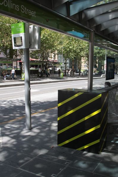 'Bumblebee' box for a new CVM at the City Square tram stop
