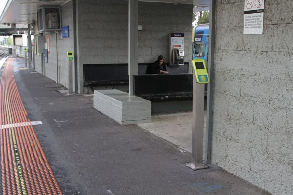 Additional myki readers added to Albion platform 2