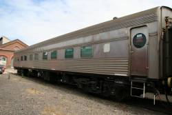 Steamrail roomette sleeper LAN 2354