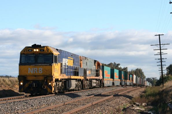 Pacific National - North East freight