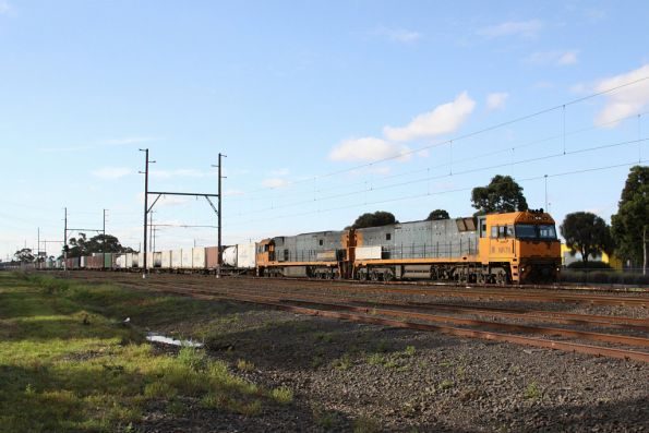 Pacific National - North East standard gauge freight