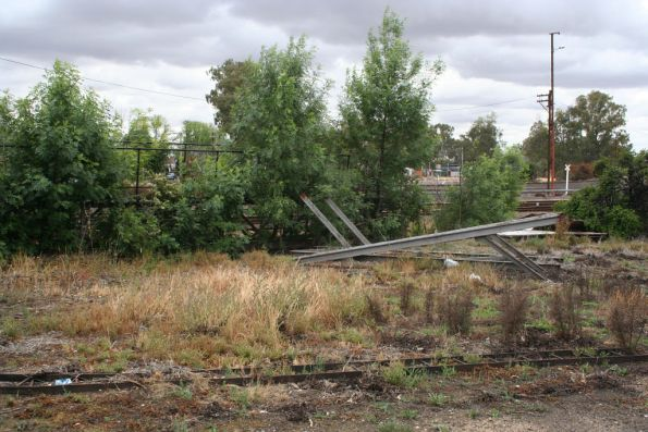Miscellaneous bits of signals at Benalla