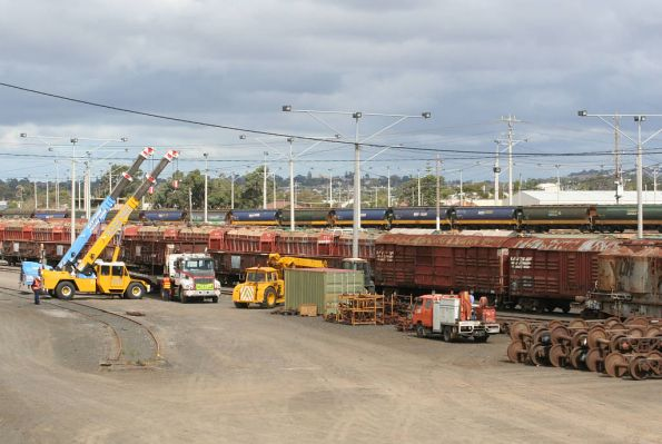 North Geelong Yard