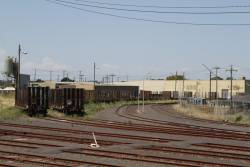 Will the stored log wagons at North Shore be next to get the chop?