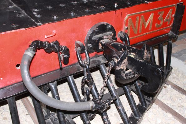 'Meatchopper' coupler on NM34