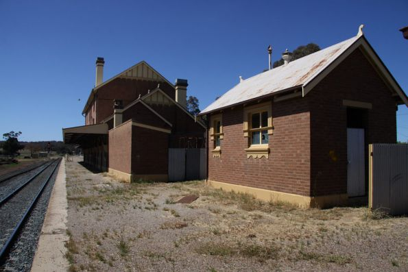 Outbuildings at Cootamundra West