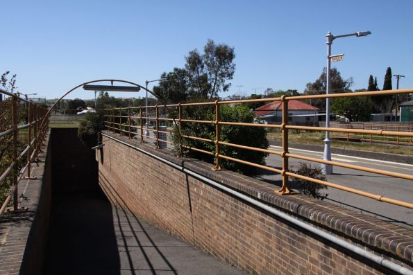 Pedestrian subway at Harden