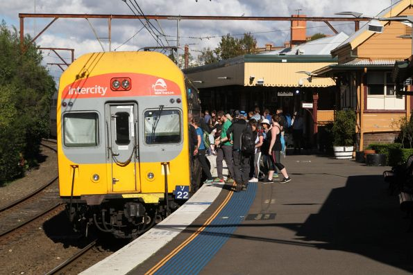 NSW TrainLink intercity services