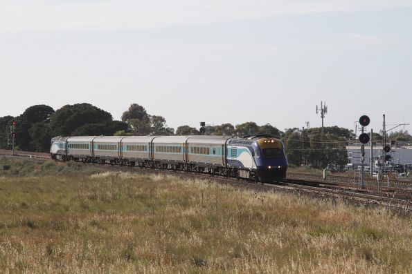 NSW TrainLink in Victoria