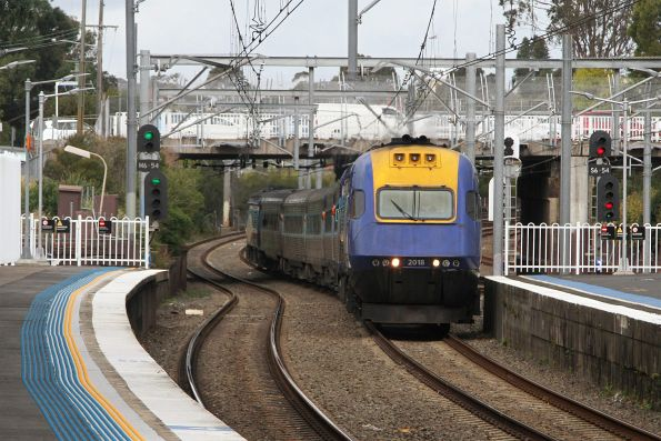 NSW TrainLink regional services