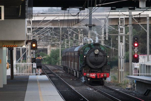 NSW Rail Transport Museum - Steam Train Sunday, October 2015