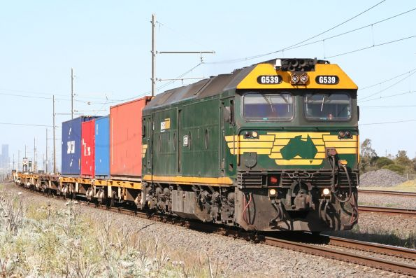 Pacific National Horsham freight