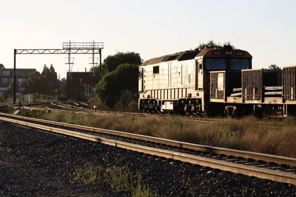 Pacific National interstate steel trains