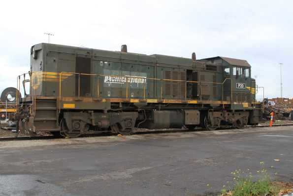 P20 the next locomotive to be chopped up