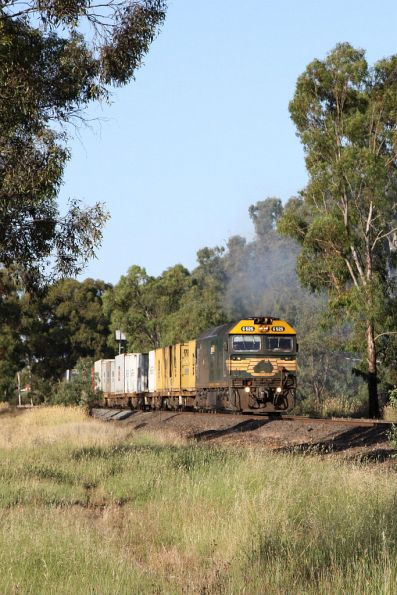 Pacific National Tocumwal freight