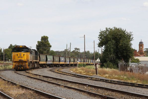 Pacifc National grain trains