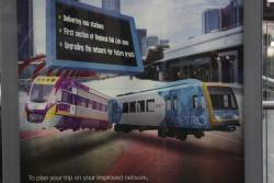 PTV branded VLocity features in a promotional poster