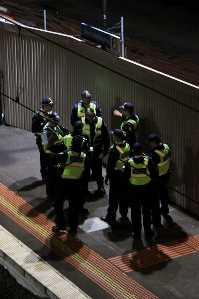 How many PSOs does North Melbourne need? How about 10?