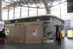 PTV hub at Southern Cross Station being renovated