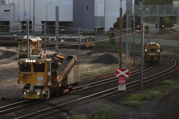 Queensland Rail trackwork