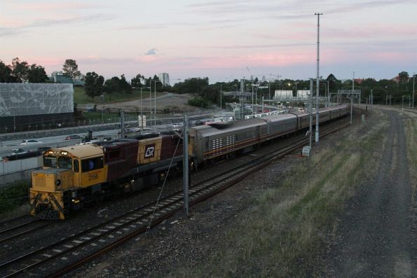 Queensland Rail Traveltrain