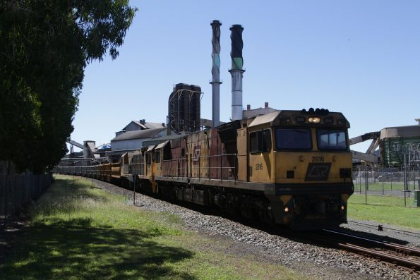 Queensland rail freight