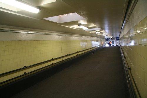 Yellow to platform 5/6
