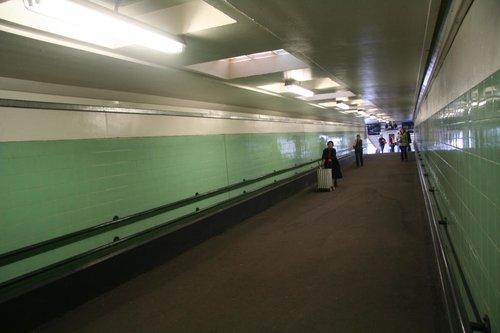Green to platform 3/4