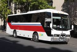 Ex-V/Line road coach 1507AC now owned by 'Golden Lotus Valley' tours