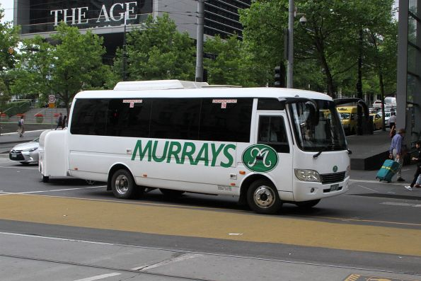 Murrays coach BS00GY at Spencer and Collins Street