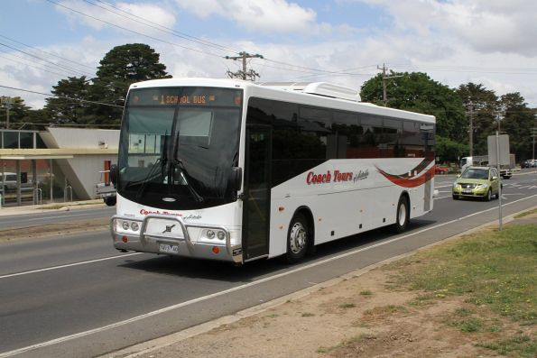 Coach Tours of Australia 7413AO on a school run in Wendouree