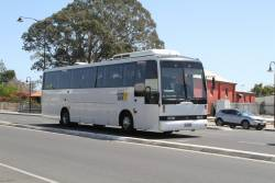 Adelaide Star Bus coach #55 SB93MD on Semaphore Road