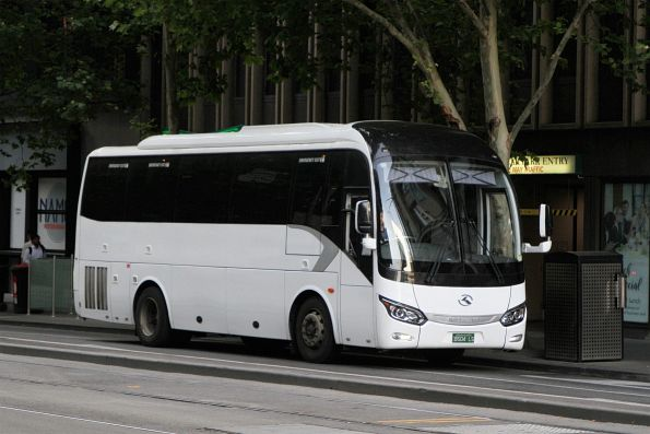 Coach BS04LS at Collins and Spencer Street