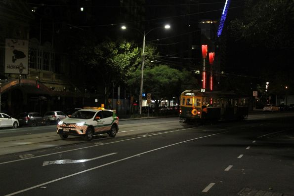 Yarra Trams missed a turn