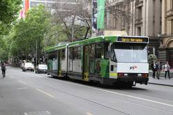 B2.2088 on transfer to South Melbourne at Swanston and Collins Street