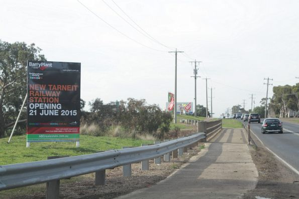 'Get Wyndham Moving' campaign promote Tarneit station